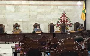 DPRD Kapuas Rapat Paripurna Dengarkan Jawaban Eksekutif Atas Pemandangan Umum Fraksi