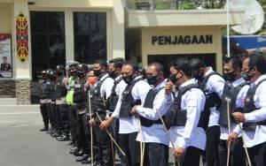 Polres Kotim Terjunkan 345 Personel untuk Pengamanan Pilkada