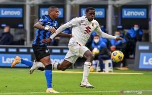 Torino Perpanjang Kontrak Wilfried Singo Sampai 2023
