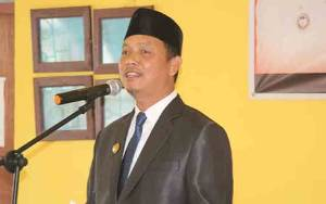 Kabupaten Ketapang Janji Selesaikan Pembangunan Badan Jalan Arah Jembatan Jelai