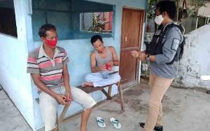 Warga Kelurahan Kuala Pembuang II Diingatkan Taati Protokol Kesehatan