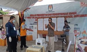 KPU Barito Selatan Kekurang 79 Lembar Surat Suara Pilgub Kalteng