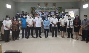 Forum Keserasian Sosial Kelurahan Tampang Tumbang Anjir Gelar Dialog Tematik I