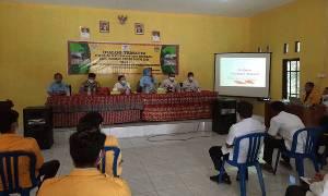 Forum Keserasian Sosial Desa Tumbang Tariak Dapat Bantuan Rp150 Juta