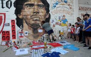 Warga Argentina akan Unjuk Rasa Tuntut Keadilan atas Kematian Maradona