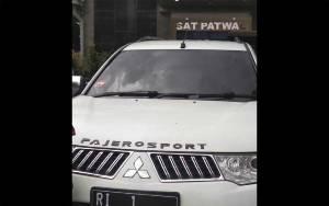 Pengemudi Mobil Plat Palsu Terobos Mabes Polri sebagai Bentuk Protes