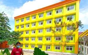 Awal Desember, Gedung Lima Lantai RSUD Sultan Imanuddin Difungsikan