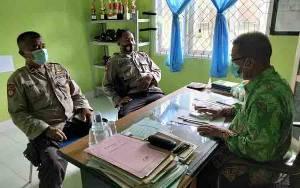 Polsek Seruyan Hilir Mantapkan Program Desa Pantang Mundur