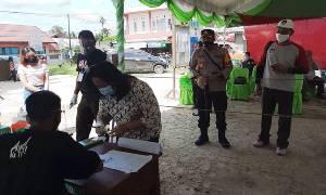 KPU Gunung Mas Imbau Masyarakat Tidak Takut ke TPS