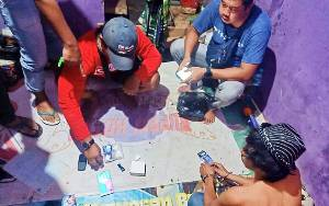 Ditresnarkoba Polda Kalteng Tangkap Warga Sampit Bersama 12 Gram Sabu