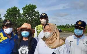 Debit Air Sungai Arut Mulai Naik, Bupati Kobar Imbau Waspada Banjir