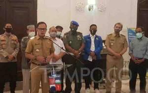 Ini Tanggapan Wali Kota Bogor Soal Kabar Rizieq Shihab Tak Mau Tes Swab