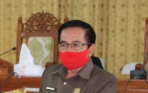 Ketua DPRD Gunung Mas Turut Berduka Atas Bencana Gempa Bumi dan Banjir