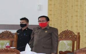 Ketua DPRD Gunung Mas Apresiasi Pengamanan Ibadah Paskah