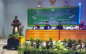 Musda IV MD-AHK Kabupaten Gunung Mas, Naro  Terpilih