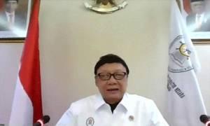 Tjahjo Kumolo Harap ASN Makin Profesional di HUT ke-49 KORPRI