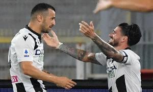 Udinese Curi Kemenangan 3-1 saat Bertandang ke Markas Lazio