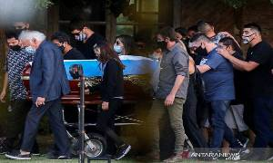 Otoritas Argentina Selidiki Kematian Diego Maradona