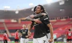 Cavani Terancam Diselidiki FA Setelah Jadi Pahlawan Kemenangan MU