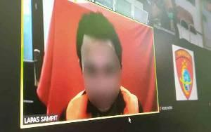 Hakim Vonis 15  Bulan Penjara Spesialis Penggelap Motor Tetangga