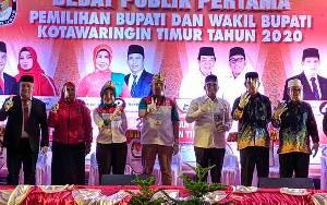 Supriyanti Tidak Hadir Pada Debat Publik Kedua di Jakarta Karena Sakit