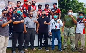 Kapuas Shooting Club Raih 3 Medali di Kejuaran Menembak Isen Mulang 2020