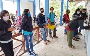 Jelang Pilgub Kalteng 2020, Warga Barito Timur Mengurus KTP Meningkat