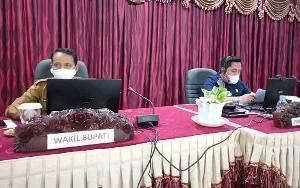 DPRD Barito Timur Gelar Rapat Penetapan Prolegda 2021