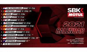 Sirkuit Mandalika Masuk Kalender Sementara World Superbike 2021