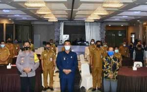 Kesbangpol Barito Utara Buka Posko Pantau Pelaksanaan Pilkada Kalteng