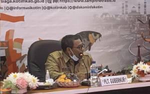 Plt Gubernur Kalteng Perintahkan Satgas Covid-19 Kotim Bloking Kelurahan/Desa Zona Merah