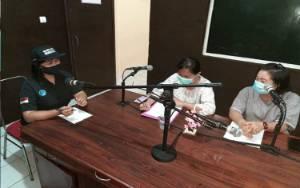 Relawan Demokrasi KPU Gunung Mas Gencar Sosialisasikan Pilkada