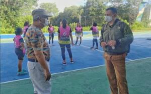 PBVSI Barito Timur Harapkan Peningkatan Fasilitas Penunjang Olahraga