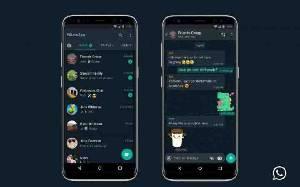 Fitur Baru di WhatsApp, Bikin Custom Wallpaper