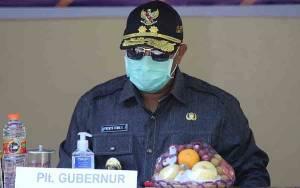 Plt Gubernur Kalteng Ingatkan Perangkat Desa Supaya Hati-hati dalam Mengelola Dana Desa