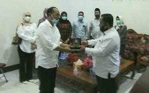 DPRD Kapuas Terima Kunjungan Kerja Komisi II DPRD Banjar