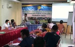 Ini Harapan dari Bimtek Peningkatan Kapasitas dan Kelembagaan Petani Food Estate di Kapuas