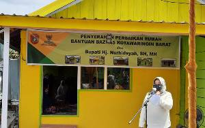 Pemkab Kobar Targetkan 2.115 Unit RTLH Jadi Layak Huni Rampung 2022