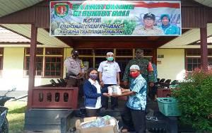 Partai NasDem Bantu Sembako kepada Korban Banjir di Kecamatan Pulau Malan