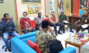 Tim Pakem Sukamara Gelar Rakor Antisipasi Konflik