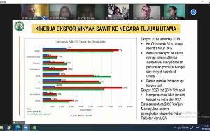 GAPKI: Sektor Sawit Sumbang Devisa Ekspor yang Besar di Tengah Pandemi Covid-19