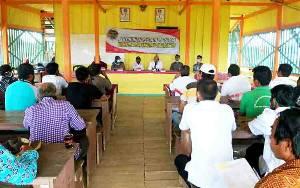 Tanah Warga 5 Desa di Kecamatan Teweh Timur Masuk Program PTSL PM