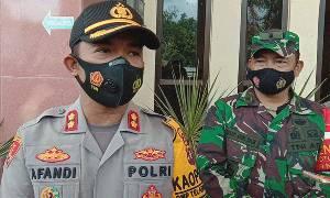 Kapolres Barito Timur: Setiap Pergeseran Logistik Pemilu akan Dikawal