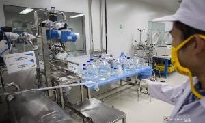 Kemristek Anggarkan Rp300 Miliar untuk Pengembangan Vaksin Merah Putih