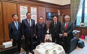 Jepang Dukung Pembentukan Sovereign Wealth Fund Indonesia