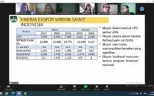 GAPKI: Industri Sawit Indonesia Terus Menunjukkan Tren Positif