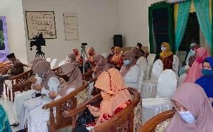 PKK Sukamara Peringati Maulid Nabi Muhammad SAW