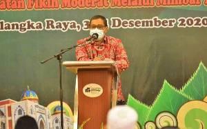 Plt Gubernur Dukung Kegiatan Pelatihan Khatib Muda di Palangka Raya