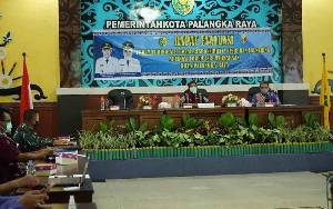 Sekda Palangka Raya Minta Perusahaan Bantu Wujudkan Pembangunan Daerah