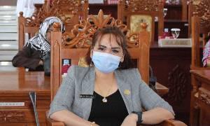 Anggota DPRD Gunung Mas Ingatkan Protokol Kesehatan Saat Pemungutan Suara